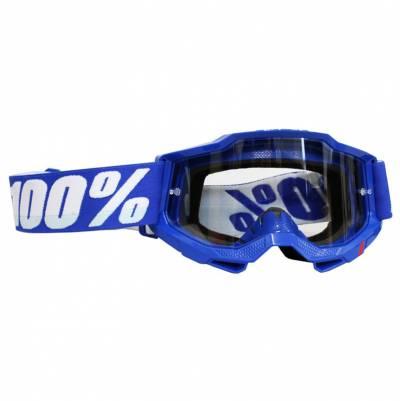 100% Crossbrille Accuri 2, blau