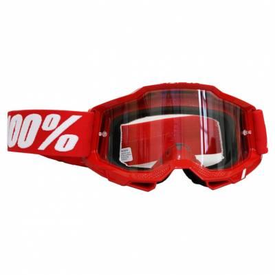 100% Crossbrille Accuri 2, rot