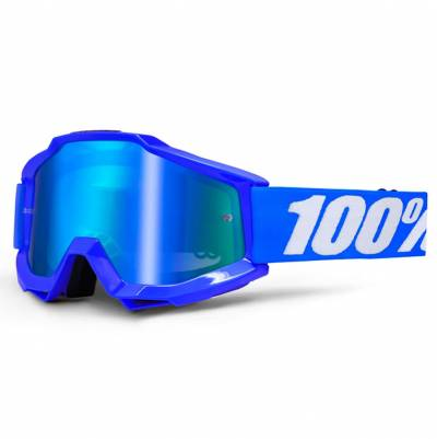 100% Crossbrille Accuri Extra Reflex Blue, blau