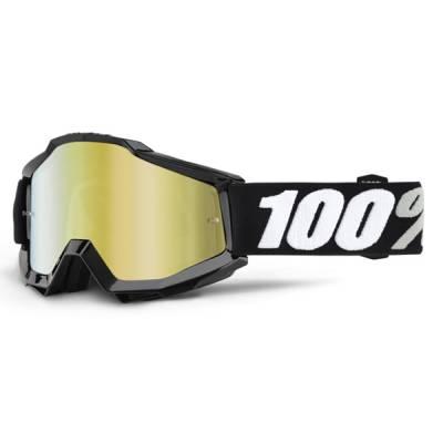 100% Crossbrille Accuri Extra Tornado, schwarz