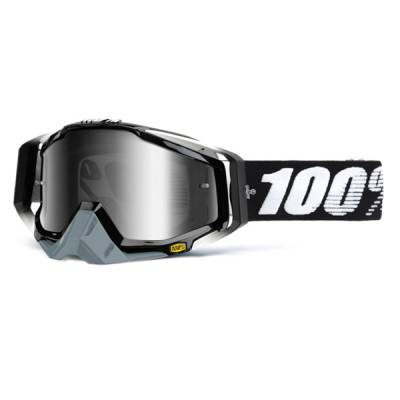 100% Crossbrille Racecraft Extra Abyss black