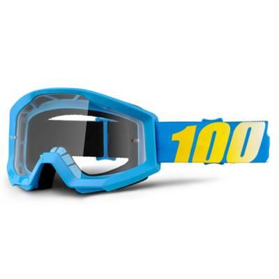 100% Crossbrille Strata Blue
