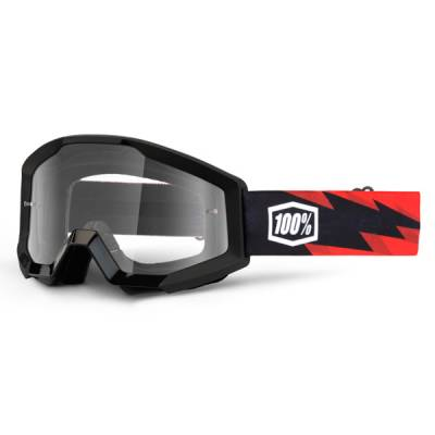 100% Crossbrille Strata Junior Slash
