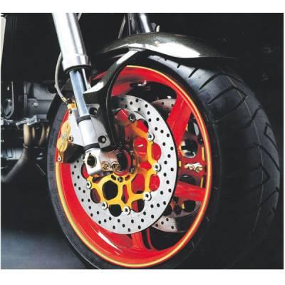4R Racing Felgenbänder Wheel Stripe
