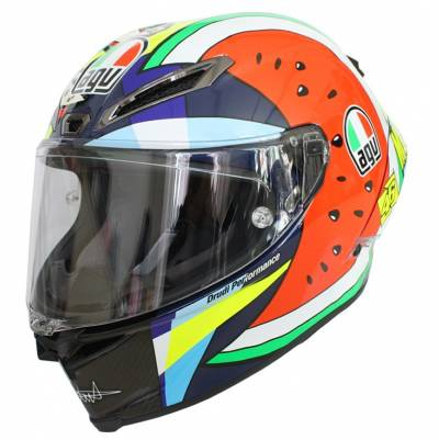 AGV Helm Pista GP RR Menu Misano 19 Limited Edition