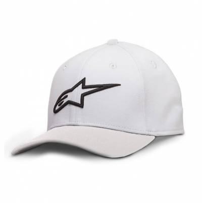Alpinestars Cap Ageless Curve, weiß-schwarz