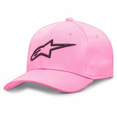 Alpinestars Cap Ageless Women, pink-schwarz