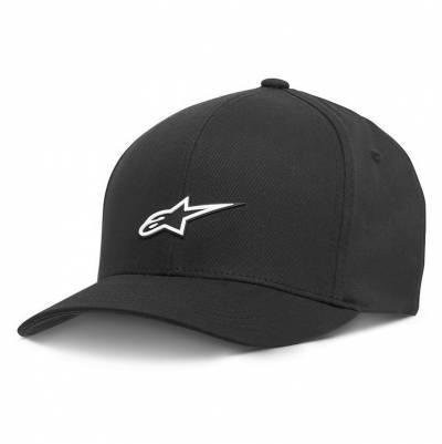 Alpinestars Cap Form Hat, schwarz-weiß