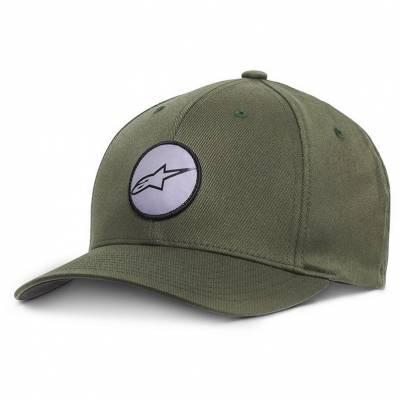 Alpinestars Cap GTO Hat, militär grün