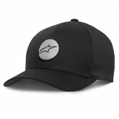 Alpinestars Cap GTO Hat, schwarz-grau