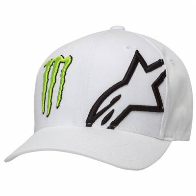 Alpinestars Cap Monster Corp, weiß