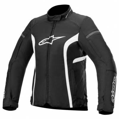 Alpinestars Damen Textiljacke Stella T-Kira v2 WP, schwarz-weiß