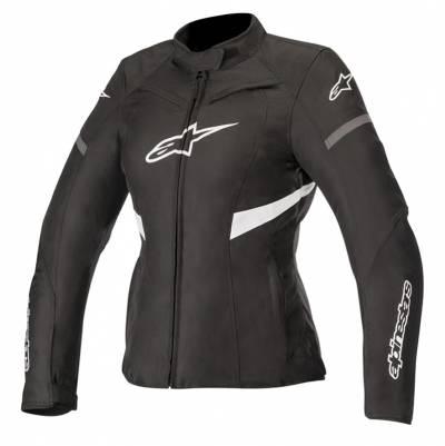 Alpinestars Damen Textiljacke Stella T-Kira WP, schwarz-weiß