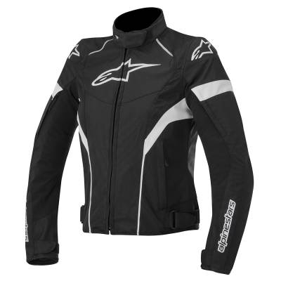 Alpinestars Damenjacke Stella T-GP Plus R Air, schwarz-weiß