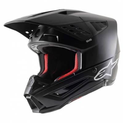 Alpinestars Enduro-Helm SM5 Solid