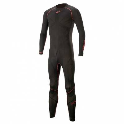 Alpinestars Funktionskombi Ride Tech Lite schwarz-rot