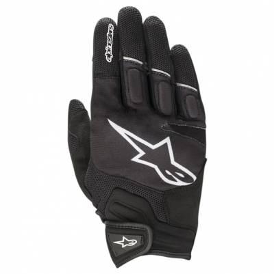 Alpinestars Handschuh Atom, schwarz