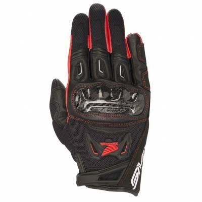 Alpinestars Handschuh SMX-2 Air Carbon V2 Honda, schwarz-rot