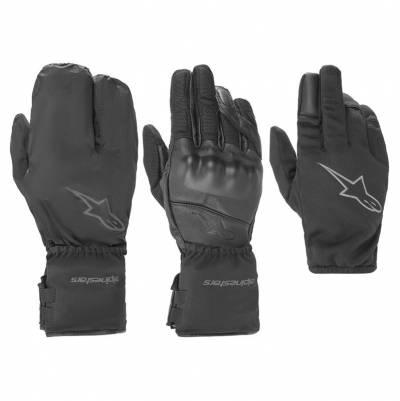Alpinestars Handschuhe 365 Water Resistant 4 In One, schwarz