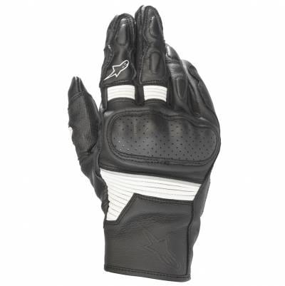 Alpinestars Handschuhe Axis, schwarz-weiß
