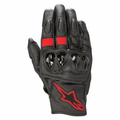 Alpinestars Handschuhe Celer V2, schwarz-fluorot