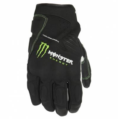 Alpinestars Handschuhe Force Monster, schwarz-grün