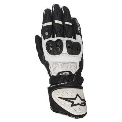 Alpinestars Handschuhe GP Plus R, schwarz-weiß