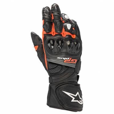 Alpinestars Handschuhe GP Plus R V2, schwarz-fluorot