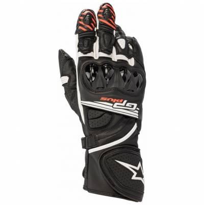 Alpinestars Handschuhe GP Plus R2, schwarz-weiß