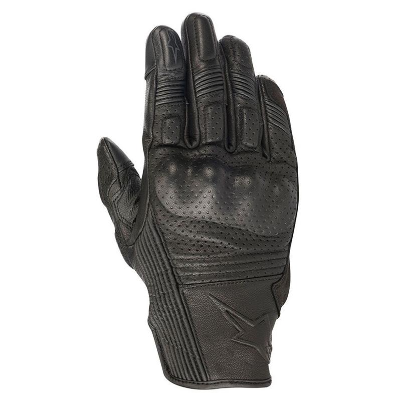 Alpinestars Handschuhe Mustang V2, schwarz-schwarz