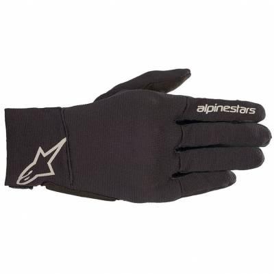 Alpinestars Handschuhe Reef, schwarz reflektierend