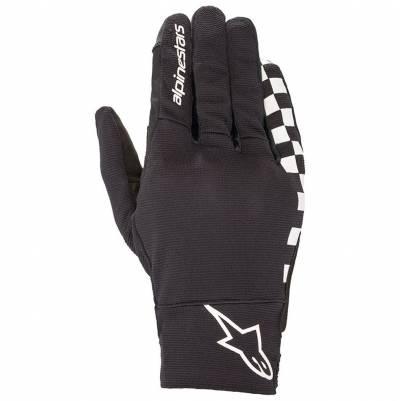 Alpinestars Handschuhe Reef, schwarz-weiß