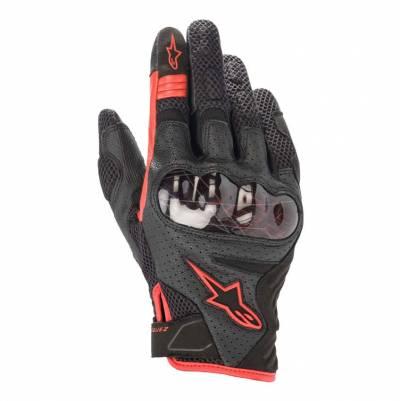 Alpinestars Handschuhe Rio Hondo v2 , schwarz-rot