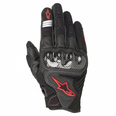 Alpinestars Handschuhe SMX-1 Air V2, schwarz-fluorot