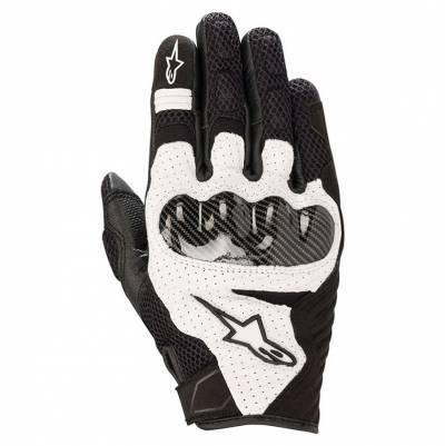 Alpinestars Handschuhe SMX-1 Air V2, schwarz-weiß