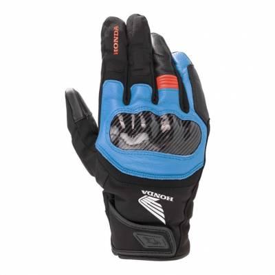 Alpinestars Handschuhe SMX-Z Drystar Honda, schwarz-blau-rot