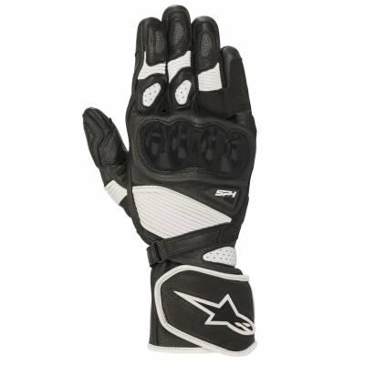 Alpinestars Handschuhe SP-1 V2, schwarz-weiß