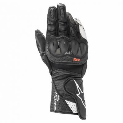 Alpinestars Handschuhe SP-2 v3, schwarz-weiß