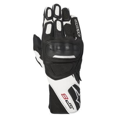 Alpinestars Handschuhe SP-8 V2, schwarz-weiß