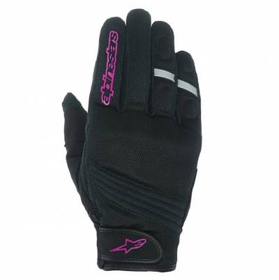 Alpinestars Handschuhe Stella Asama, schwarz-violett