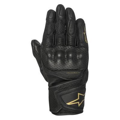 Alpinestars Handschuhe Stella Baika, schwarz-gold