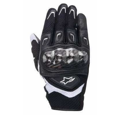 Alpinestars Handschuhe Stella SMX-2, schwarz-weiß