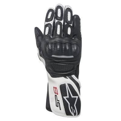 Alpinestars Handschuhe Stella SP-8 V, schwarz-weiß