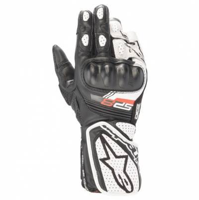 Alpinestars Handschuhe Stella SP-8 v3, schwarz-weiß