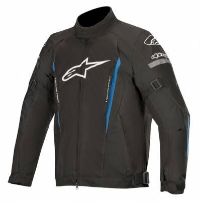 Alpinestars Herren Textiljacke Gunner V2 WP, schwarz-blau