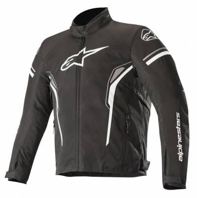 Alpinestars Herren Textiljacke T-SP-1 WP, schwarz-weiß