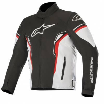 Alpinestars Herren Textiljacke T-SP-1 WP, schwarz-weiß-rot