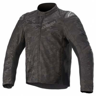 Alpinestars Herren Textiljacke T SP-5 Rideknit, schwarz-camo