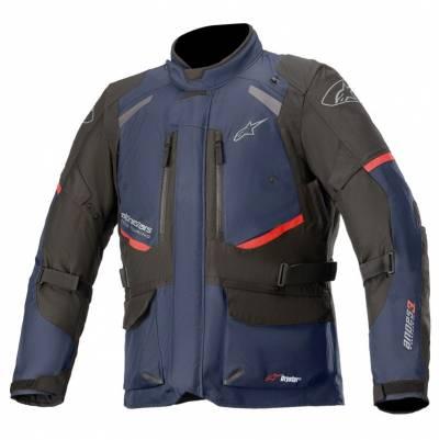 Alpinestars Jacke Andes v3 Drystar®, dunkelblau-schwarz
