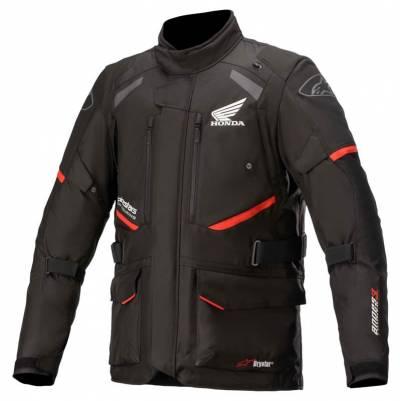 Alpinestars Jacke Andes v3 Drystar® Honda, schwarz